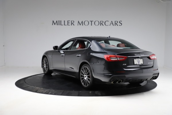 Used 2018 Maserati Quattroporte S Q4 GranSport for sale $67,900 at Alfa Romeo of Westport in Westport CT 06880 5