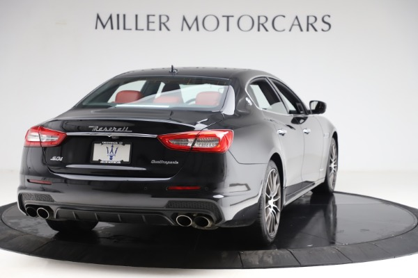 Used 2018 Maserati Quattroporte S Q4 GranSport for sale $67,900 at Alfa Romeo of Westport in Westport CT 06880 7