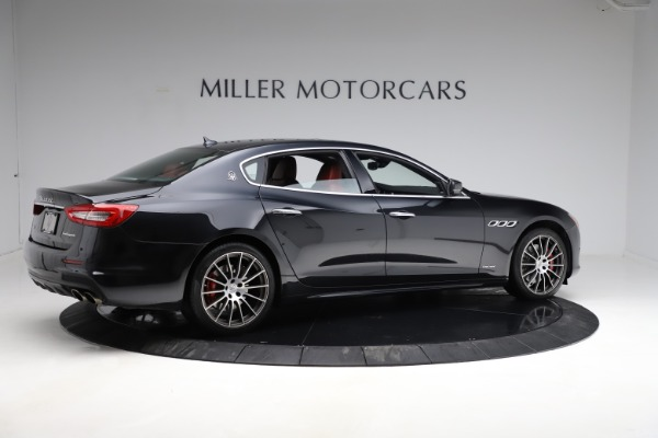 Used 2018 Maserati Quattroporte S Q4 GranSport for sale $67,900 at Alfa Romeo of Westport in Westport CT 06880 8