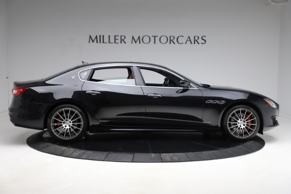 Used 2018 Maserati Quattroporte S Q4 GranSport for sale $67,900 at Alfa Romeo of Westport in Westport CT 06880 9