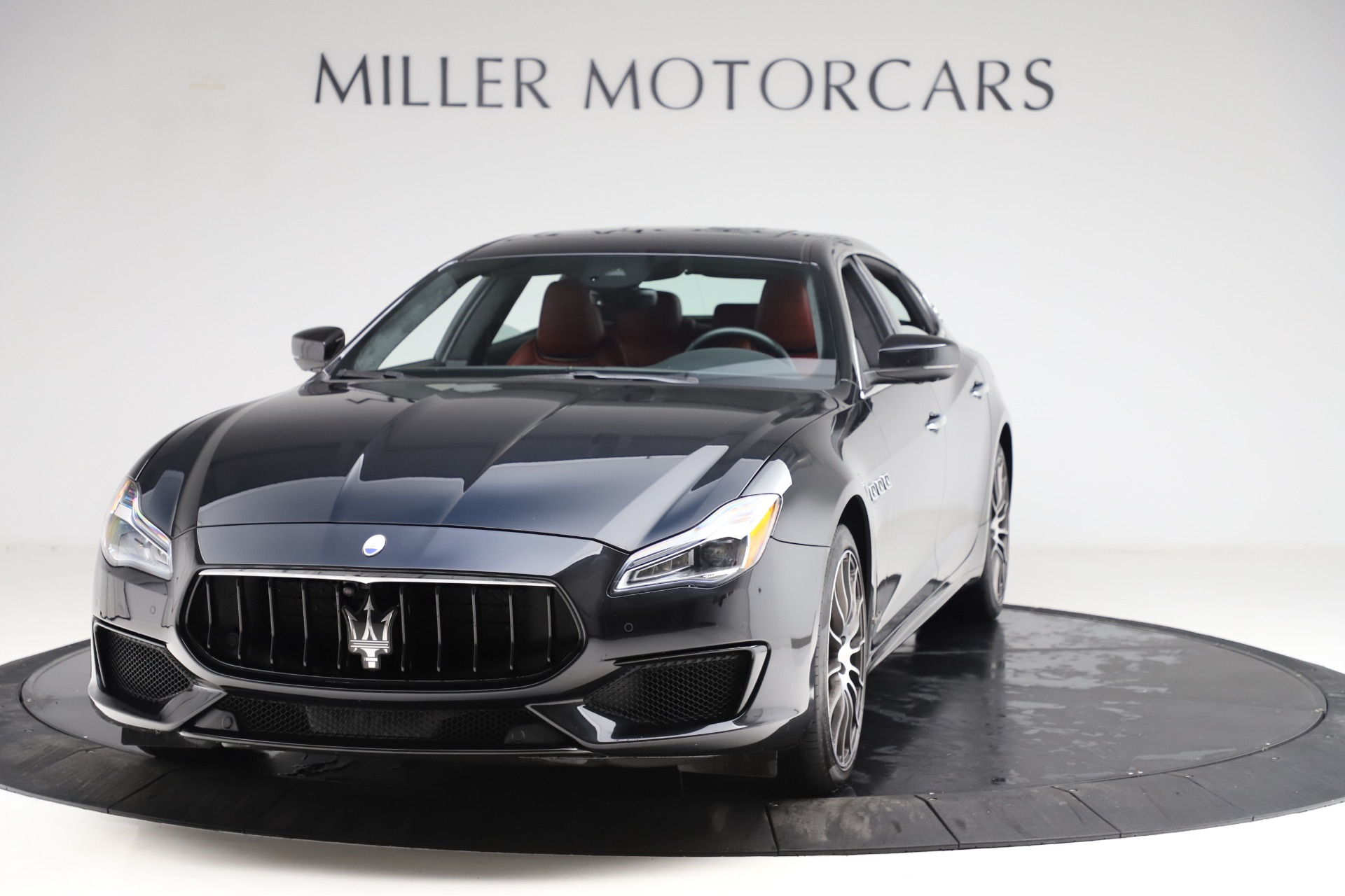 Used 2018 Maserati Quattroporte S Q4 GranSport for sale $67,900 at Alfa Romeo of Westport in Westport CT 06880 1
