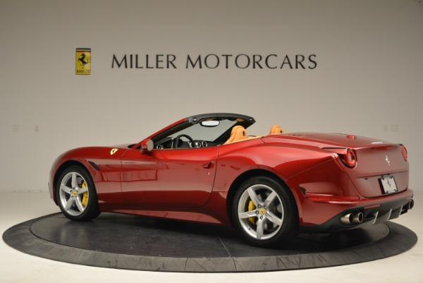 Used 2015 Ferrari California T for sale Sold at Alfa Romeo of Westport in Westport CT 06880 4