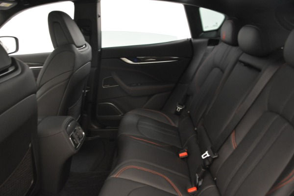 New 2018 Maserati Levante Q4 GranSport for sale Sold at Alfa Romeo of Westport in Westport CT 06880 20
