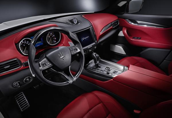 New 2017 Maserati Levante for sale Sold at Alfa Romeo of Westport in Westport CT 06880 10