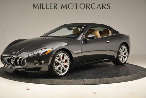 Used 2013 Maserati GranTurismo Convertible for sale Sold at Alfa Romeo of Westport in Westport CT 06880 14