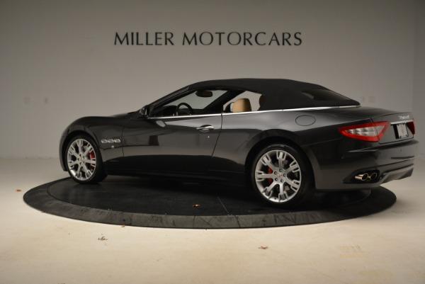 Used 2013 Maserati GranTurismo Convertible for sale Sold at Alfa Romeo of Westport in Westport CT 06880 16