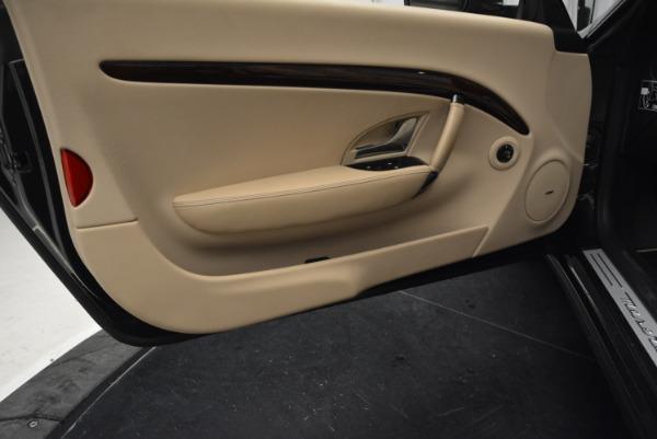 Used 2013 Maserati GranTurismo Convertible for sale Sold at Alfa Romeo of Westport in Westport CT 06880 28