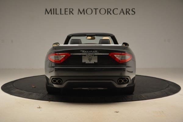 Used 2013 Maserati GranTurismo Convertible for sale Sold at Alfa Romeo of Westport in Westport CT 06880 6