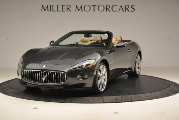 Used 2013 Maserati GranTurismo Convertible for sale Sold at Alfa Romeo of Westport in Westport CT 06880 1