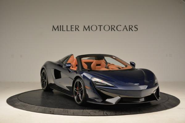 New 2018 McLaren 570S Spider for sale Sold at Alfa Romeo of Westport in Westport CT 06880 11