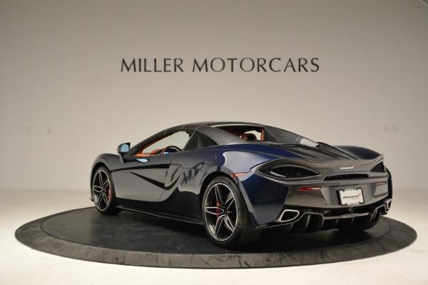 New 2018 McLaren 570S Spider for sale Sold at Alfa Romeo of Westport in Westport CT 06880 17