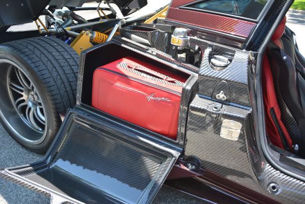 Used 2014 Pagani Huayra for sale Sold at Alfa Romeo of Westport in Westport CT 06880 11