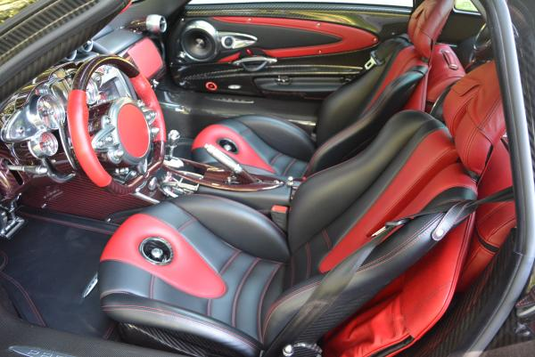 Used 2014 Pagani Huayra for sale Sold at Alfa Romeo of Westport in Westport CT 06880 12