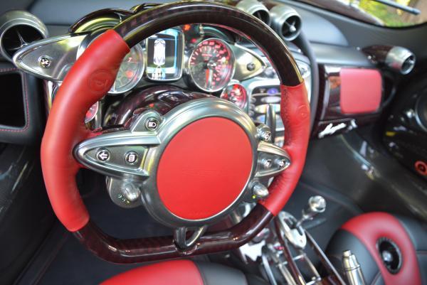 Used 2014 Pagani Huayra for sale Sold at Alfa Romeo of Westport in Westport CT 06880 13