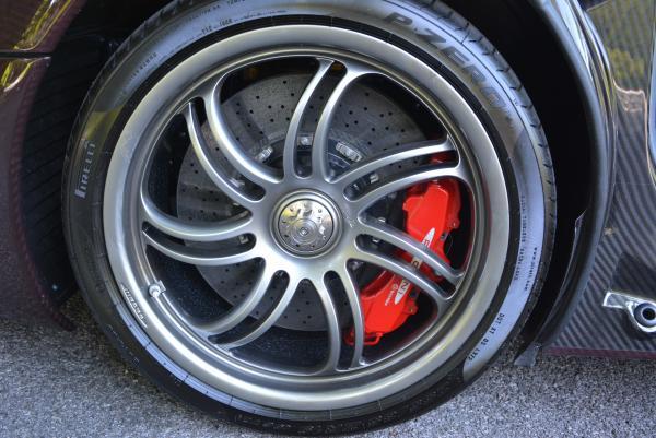 Used 2014 Pagani Huayra for sale Sold at Alfa Romeo of Westport in Westport CT 06880 14