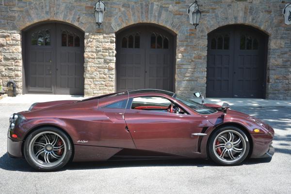 Used 2014 Pagani Huayra for sale Sold at Alfa Romeo of Westport in Westport CT 06880 2