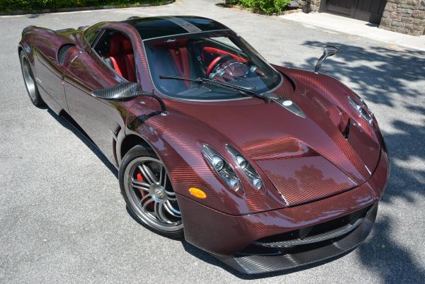 Used 2014 Pagani Huayra for sale Sold at Alfa Romeo of Westport in Westport CT 06880 3