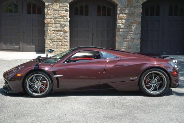 Used 2014 Pagani Huayra for sale Sold at Alfa Romeo of Westport in Westport CT 06880 4