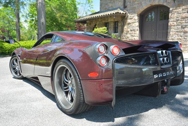 Used 2014 Pagani Huayra for sale Sold at Alfa Romeo of Westport in Westport CT 06880 6