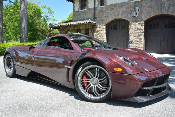 Used 2014 Pagani Huayra for sale Sold at Alfa Romeo of Westport in Westport CT 06880 7