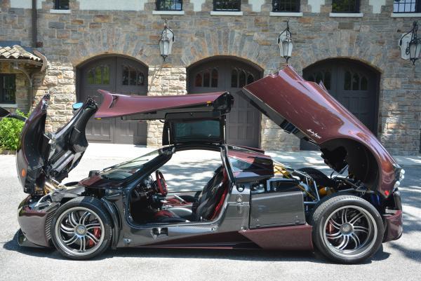 Used 2014 Pagani Huayra for sale Sold at Alfa Romeo of Westport in Westport CT 06880 8