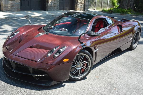 Used 2014 Pagani Huayra for sale Sold at Alfa Romeo of Westport in Westport CT 06880 1