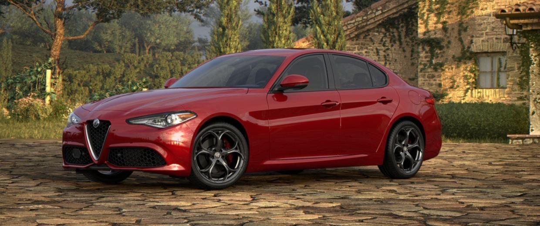 New 2018 Alfa Romeo Giulia Ti Sport for sale Sold at Alfa Romeo of Westport in Westport CT 06880 1