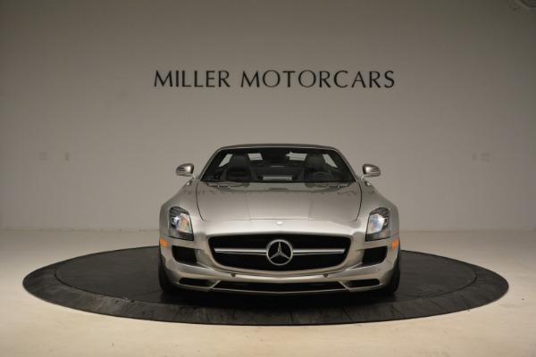 Used 2012 Mercedes-Benz SLS AMG for sale Sold at Alfa Romeo of Westport in Westport CT 06880 12