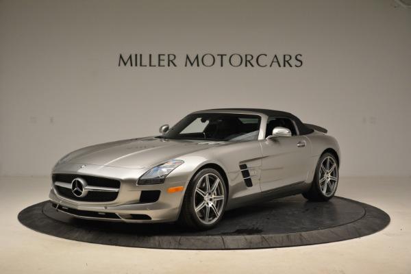 Used 2012 Mercedes-Benz SLS AMG for sale Sold at Alfa Romeo of Westport in Westport CT 06880 13