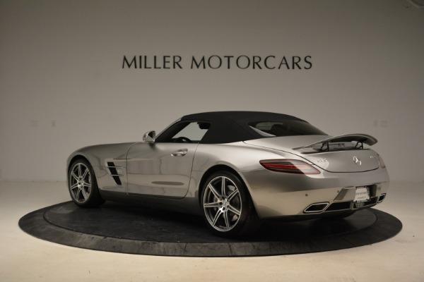Used 2012 Mercedes-Benz SLS AMG for sale Sold at Alfa Romeo of Westport in Westport CT 06880 15