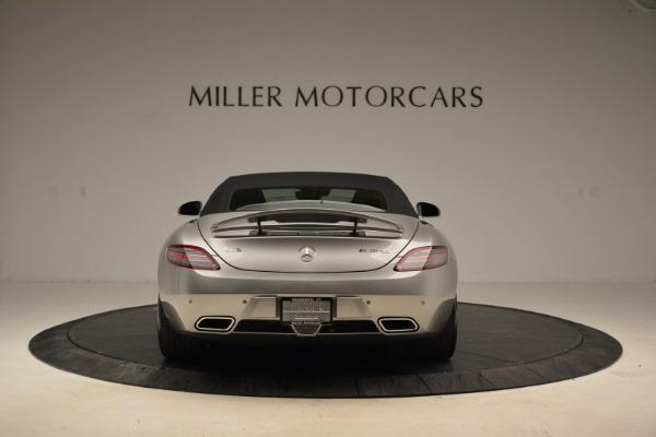 Used 2012 Mercedes-Benz SLS AMG for sale Sold at Alfa Romeo of Westport in Westport CT 06880 16