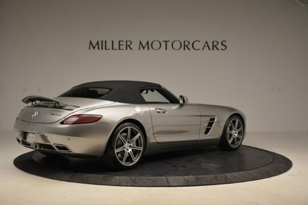 Used 2012 Mercedes-Benz SLS AMG for sale Sold at Alfa Romeo of Westport in Westport CT 06880 17
