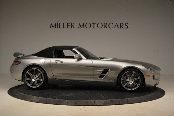 Used 2012 Mercedes-Benz SLS AMG for sale Sold at Alfa Romeo of Westport in Westport CT 06880 18