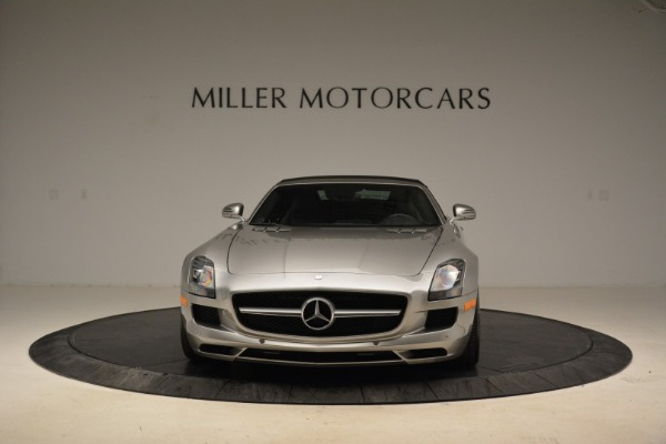 Used 2012 Mercedes-Benz SLS AMG for sale Sold at Alfa Romeo of Westport in Westport CT 06880 20