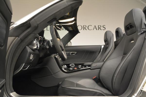Used 2012 Mercedes-Benz SLS AMG for sale Sold at Alfa Romeo of Westport in Westport CT 06880 24