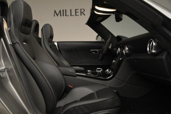 Used 2012 Mercedes-Benz SLS AMG for sale Sold at Alfa Romeo of Westport in Westport CT 06880 27
