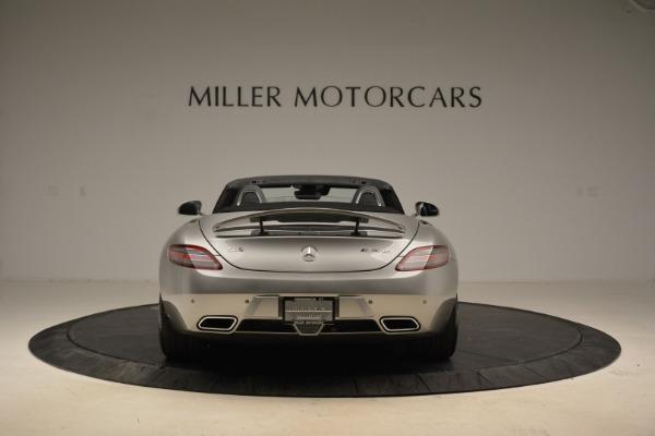 Used 2012 Mercedes-Benz SLS AMG for sale Sold at Alfa Romeo of Westport in Westport CT 06880 6