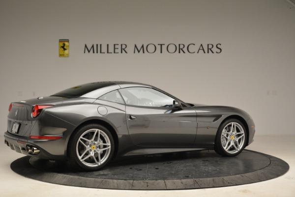 Used 2016 Ferrari California T for sale Sold at Alfa Romeo of Westport in Westport CT 06880 20