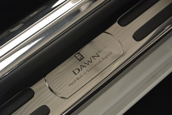 New 2016 Rolls-Royce Dawn for sale Sold at Alfa Romeo of Westport in Westport CT 06880 20