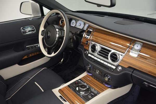 New 2016 Rolls-Royce Dawn for sale Sold at Alfa Romeo of Westport in Westport CT 06880 22