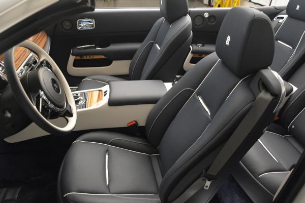New 2016 Rolls-Royce Dawn for sale Sold at Alfa Romeo of Westport in Westport CT 06880 23