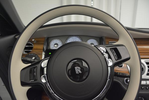 New 2016 Rolls-Royce Dawn for sale Sold at Alfa Romeo of Westport in Westport CT 06880 24