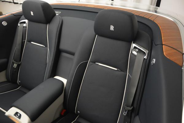 New 2016 Rolls-Royce Dawn for sale Sold at Alfa Romeo of Westport in Westport CT 06880 28