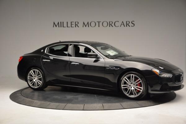 Used 2015 Maserati Ghibli S Q4 for sale Sold at Alfa Romeo of Westport in Westport CT 06880 10