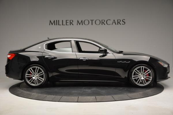Used 2015 Maserati Ghibli S Q4 for sale Sold at Alfa Romeo of Westport in Westport CT 06880 9