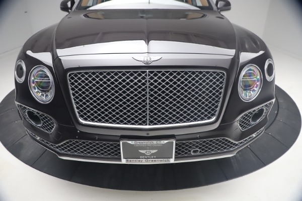 Used 2018 Bentley Bentayga W12 Signature for sale Call for price at Alfa Romeo of Westport in Westport CT 06880 13