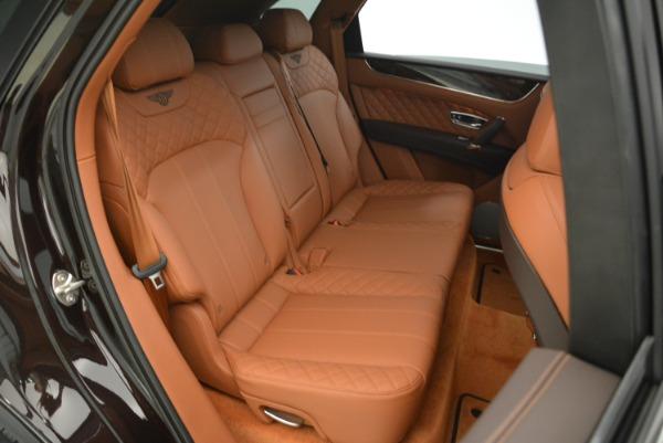 Used 2018 Bentley Bentayga W12 Signature for sale Call for price at Alfa Romeo of Westport in Westport CT 06880 17