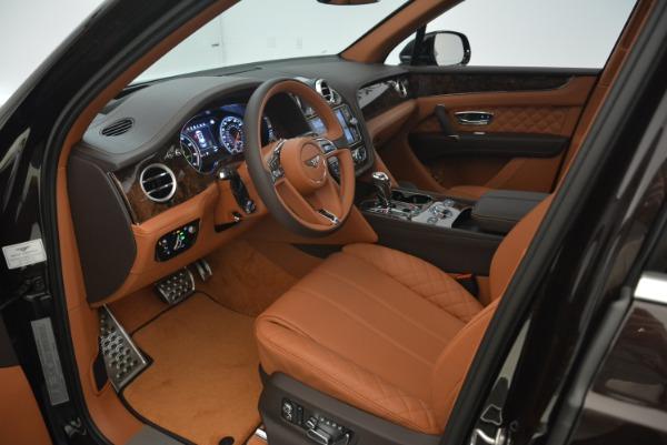 New 2018 Bentley Bentayga Signature for sale Sold at Alfa Romeo of Westport in Westport CT 06880 21