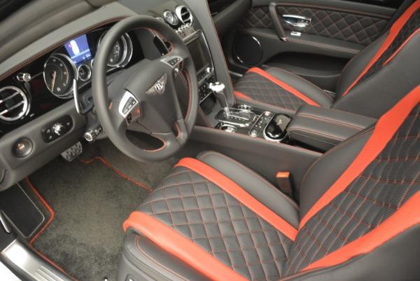New 2018 Bentley Flying Spur V8 S Black Edition for sale Sold at Alfa Romeo of Westport in Westport CT 06880 15