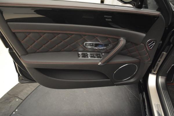 New 2018 Bentley Flying Spur V8 S Black Edition for sale Sold at Alfa Romeo of Westport in Westport CT 06880 16